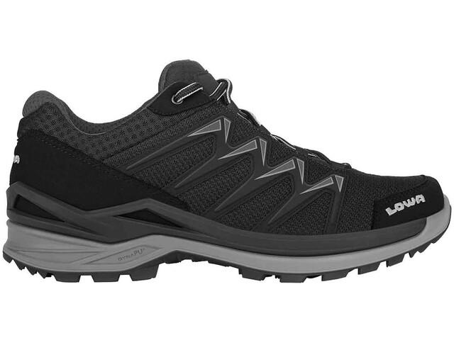 Lowa Innox Pro GTX Zapatillas Bajas Hombre, black/grey